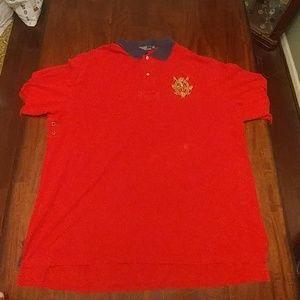 Polo Ralph Lauren Polo Shirt 3xlt